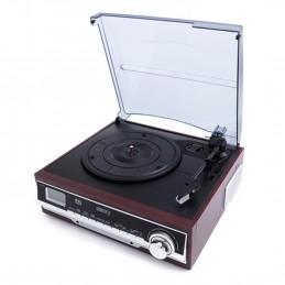 Platine vinyle Camry CR 1113 avec radio