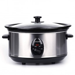 Electric slow cooker - 3.5L...