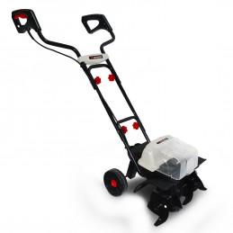 Motobineuse 40V - X-Performer XPMTBE20LI - Larg. de travail 35cm - Prof. 18cm - 4 fraises - sans batterie ni chargeur