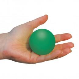 Boule de compression en mousse - balle anti-stress - Vert