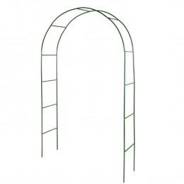 Arche de jardin décorative de jardin pour plantes grimpantes et décoration de jardin
