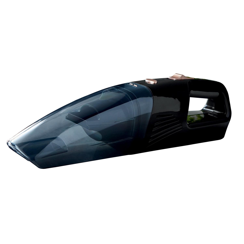 Aspirateur à main sur batterie, eau et poussière Triomph ETF2143 - noir - avec accessoires