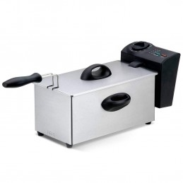oil fryer stainless 2000W -...
