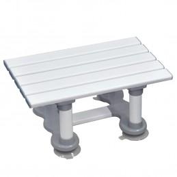 Planche, siège de bain medina 15cm