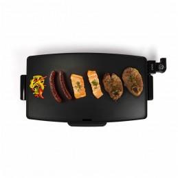 Plancha grill XXL Livoo DOC215 - 60 cm - 2400W - Compatible lave vaisselle