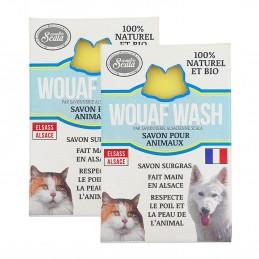 Set of 2 Soaps Organic Woof...