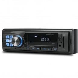 Autoradio Muse M-199 DAB 160 Watts  - DAB+/FM RDS - USB, SD/MMC/ AUX 4 X 40 Watts
