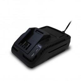 Chargeur pour outil électroportatif - HYUNDAI HFC20U - 20V -Temps de charge : 1 / 2 h - HBA20U2 / HBA20U4