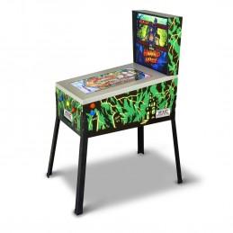 Flipper Gottlieb numérique 3D sur pied - écran LCD - 12 tables de jeux en 1