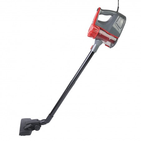 Vacuum Triomph ETF1833 brushless bag 2 in 1 - integrated hand held vacuum - cyclonic technology, washable filter - 600W