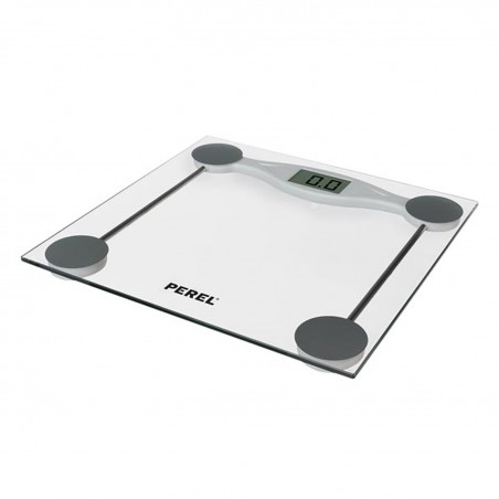 Scales digital tempered glass - 180 kg / 100g
