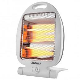 Chauffage radiant Mesko - 800W - Anti surchauffe
