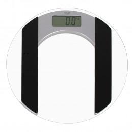 Pèse personne Adler AD8122 - Charge max 150 kg - Verre trempé - Précision 100g