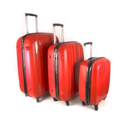 Set of 3 Trolley suitcase 4...