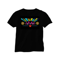 T-shirt Musical & Bright...