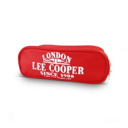 Kit canvas' Lee Cooper red...