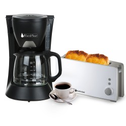 6 black coffee cups + 650W...