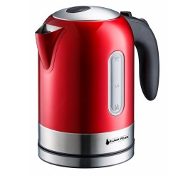 Cordless Kettle 1.7L Red -...