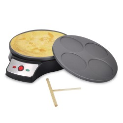 Griddle two interchangeable...