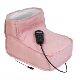 Boot massage Heated pink -...