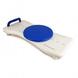 adjustable bath board with...