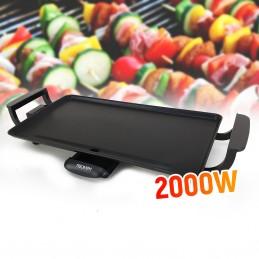2000W electric plancha -...