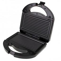 Grill multifonction 3 en 1 MS 3045 - Gaufrier, croque monsieur et grill - 1000W