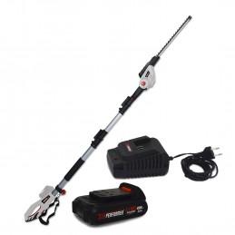 Scie à Ebrancher Taille Haies sur perche 20V - Xperformer XP2PSTH20LI - Outil portatif - Batterie 2Ah et chargeur inclus